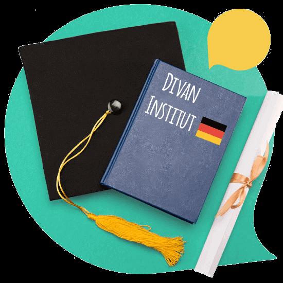 آموزشگاه زبان آلمانی دیوان