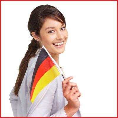 سطح زبان آلمانی