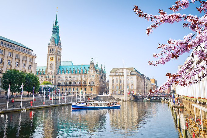 شهر هامبورگ