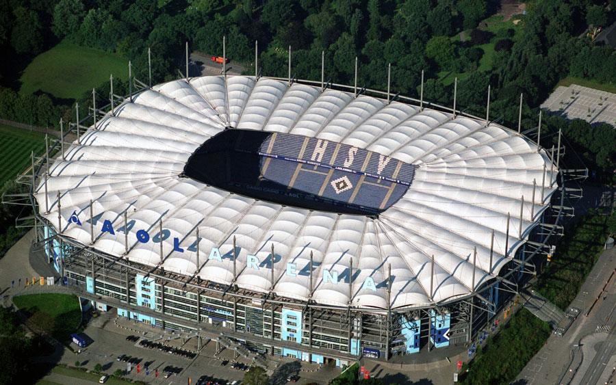 استادیوم هامبورگ